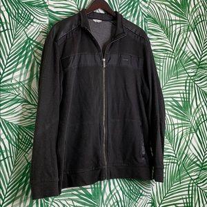 Calvin Klein Zipper Jacket